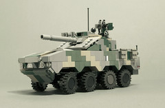 XA-385 HCW (2) (Aleksander Stein) Tags: infantry tank lego military air destroyer modular vehicle fighting defence patria armoured ndc amv tulwar ifv mcvs xa380