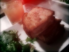 Grilled Cheese at The Green Table