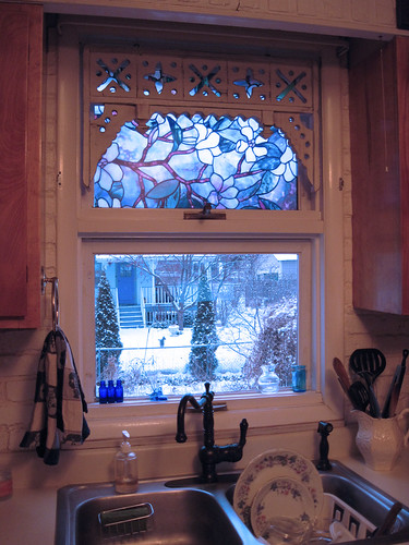 Kitchen Window 1