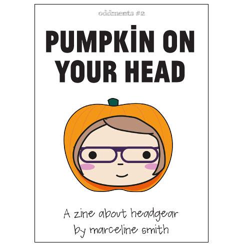 Pumpkin on your head