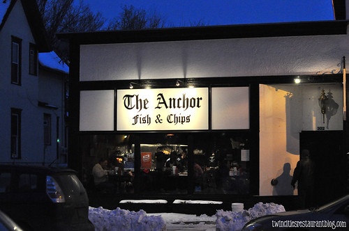 The Anchor Fish & Chips ~ Minneapolis, MN
