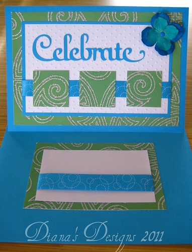 Celebrate Bridal Shower Card