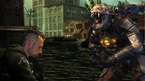 Get in the Game with Resistance 3
