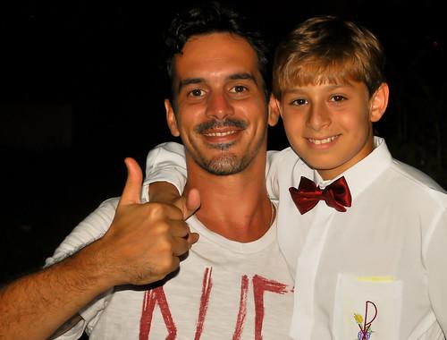 Eu e Guilherme
