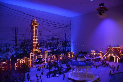ルナパークが新世界にあった / Diorama