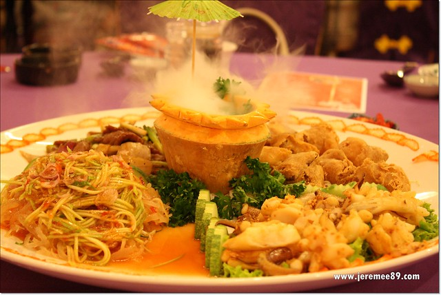Golden Thai Seafood @ Batu Ferringhi - Golden Thai Special Four Combinations