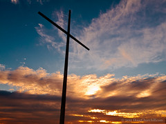 d/060y/03  The Easter Cross  01 Mar 11 (Doug Churchill) Tags: california park ca sunset usa foothills northerncalifornia fauna forest project easter spectacular flora rocks cross diverse hiking sensitive unitedstatesofamerica sunsets trail vista backcountry 365 norcal urbanforest chico geology eastercross citypark municipalpark bidwellpark pristine bidwell undeveloped 166 buttecounty canyonland bigchicocreek project365 northrimtrail lovejoybasalt canong12 2011yip taltotw