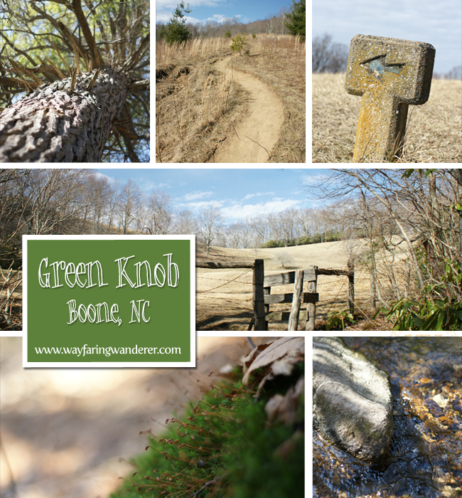 Green Knob Loop Trail
