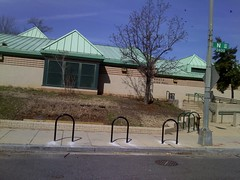 Francis Recreation Center by Washington Area Bicyclist Association
