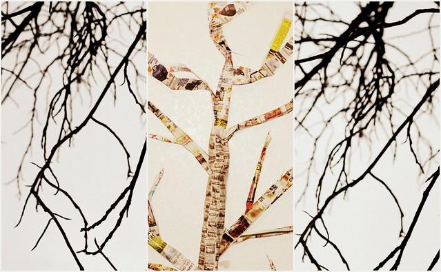Trees Bark / Strange Glow