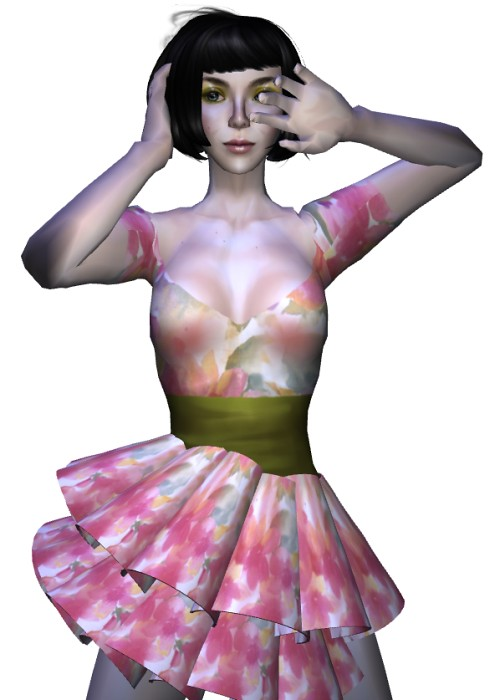 10 Linden Spring Dress