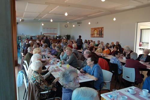 Voorjaarskoffietafel in LDC Zonneheem