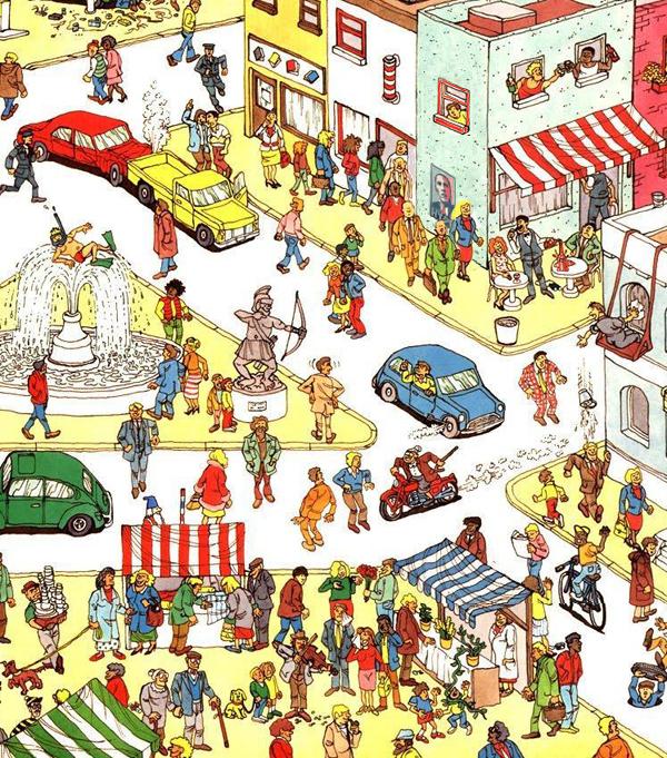 President Waldo