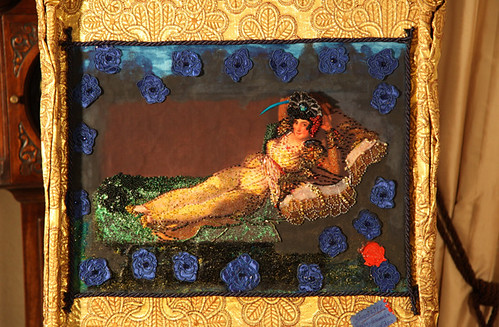 Goya Maja vestita 182x60smal