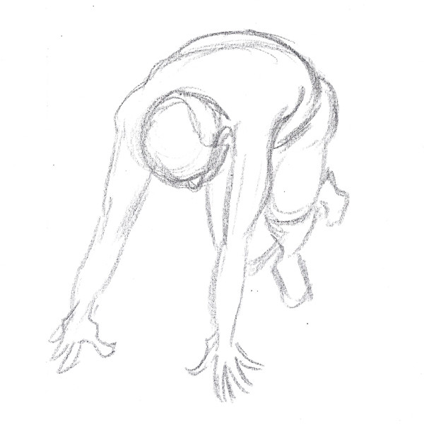 Gesture Drawing - Catch and release - thumbnail drawing 02