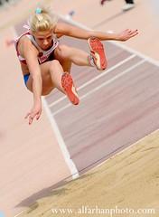 sport is my shadow- qatar (SAAD AL_FARHAN) Tags: girl sport nikon saad 2009 doha qatar gymnastic aspire d300 400mm           alfarhan