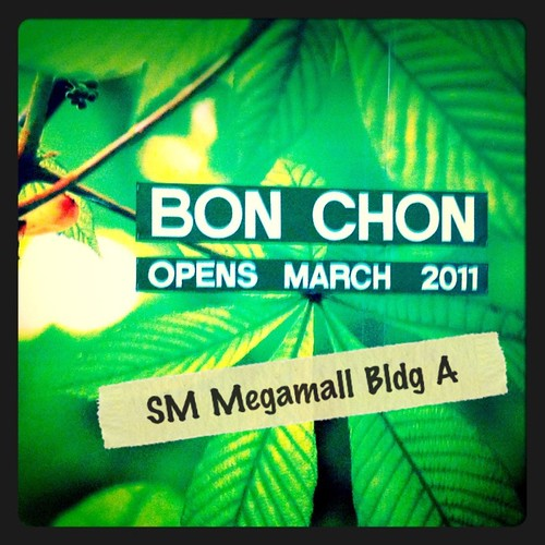 Bon Chon Soon to Open at SM Megamall Bldg A