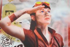 2011 Southwest Regional Barista Championship: A Salty Salute (Guzzle & Nosh) Tags: southwest coffee poster championship salute contest barista 2011southwestregionalbaristachampionship