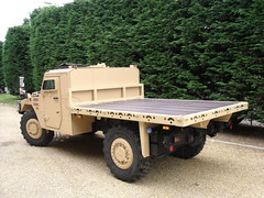 Renault Sherpa fitted with Marshall LS load bed