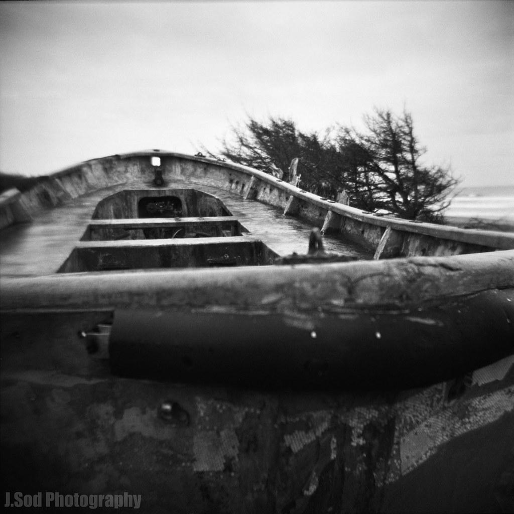 Old Deserted Boat