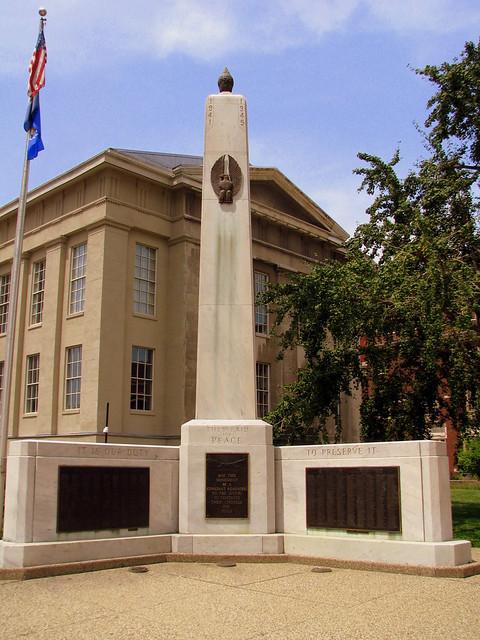 Louisville, KY WWII Memorial