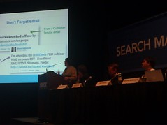 SMX West 2011: Retweet Me Session