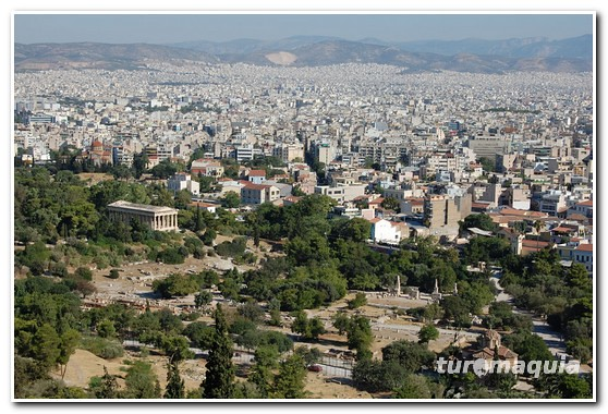 Vistas Acropole Atenas (1)