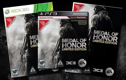 Medal of Honor video game