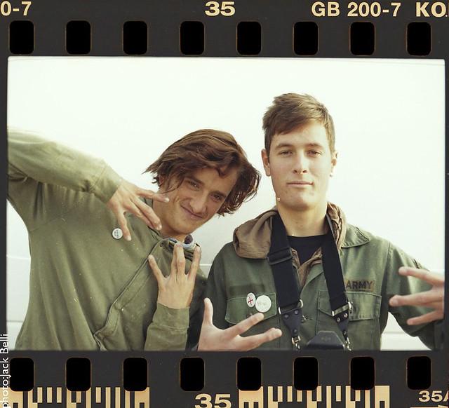 Camden and Derek