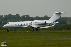 N192NC - 4126 - SCP Aviation - Gulfstream G450 - Luton - 100519 - Steven Gray - IMG_2308