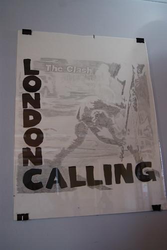 london calling dibujo by luisbojorquezcamara