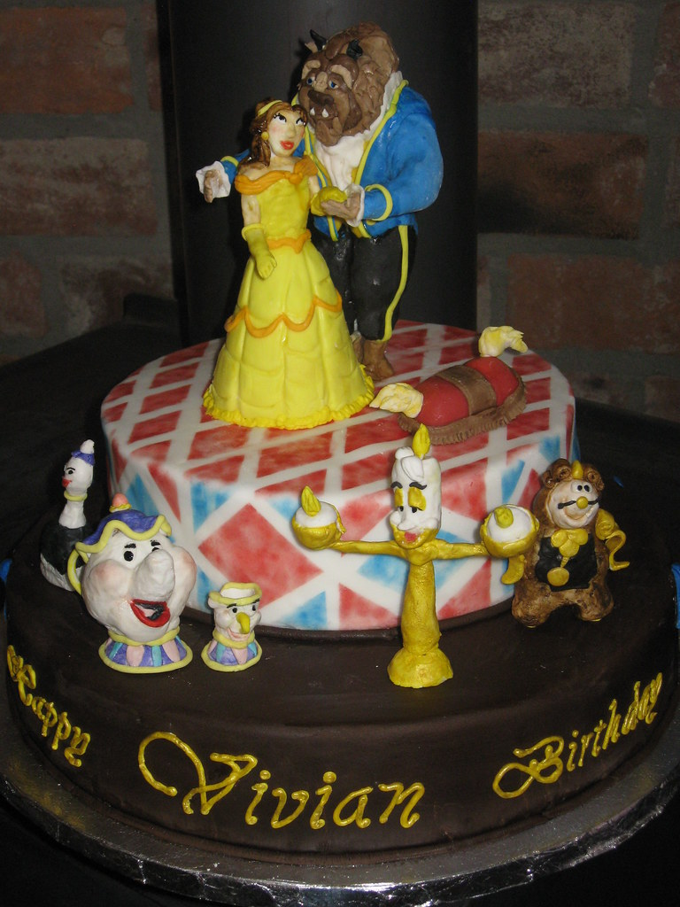 beauty and the beast birthday cake the world s best photos by sandpoint city cake 1619