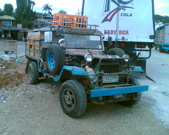 Delivery Jeep (Bus Ticket Collector IX; Gusto Ko Lamang Sa Buhay) Tags: jeepney pilipinas deliveryjeep