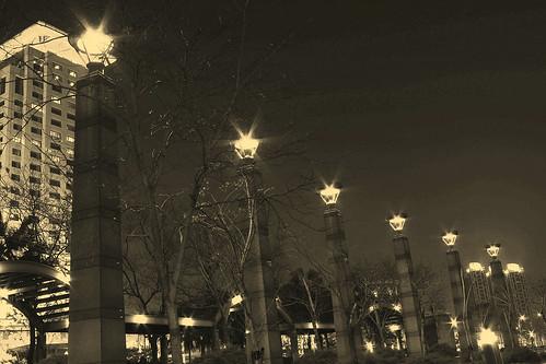 新板特區~~繁華之夜