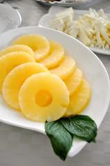 Ananas tabağı