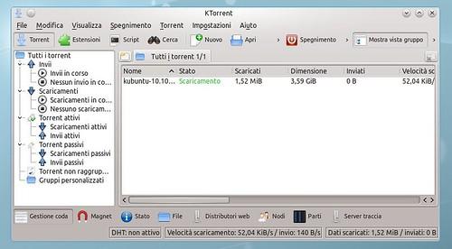 KTorrent 4.1