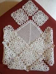Pano de Po (Passamanaria) Tags: caf handmade crochet artesanato handcraft bandeja artes jogoamericano enxoval crochs cestadepo forrodemesa linhafina mercercrochet panodebandeja copaecozinha crochetfil forrodepo