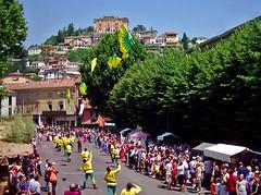Assedio di Canelli (picqero) Tags: travel italy history europe colourful reenactment canelli dragondaggerphoto