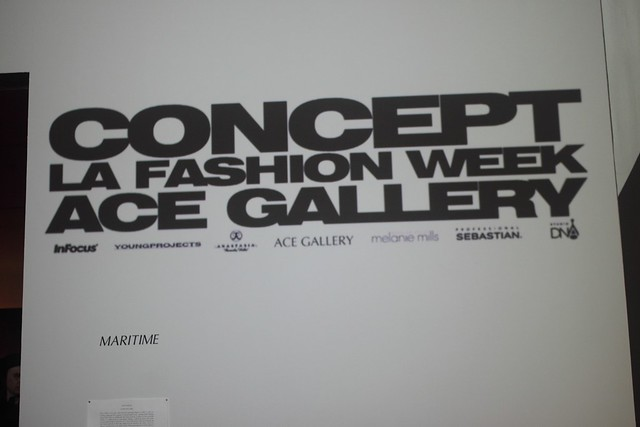 Concept LA Fashion Week 2011 @ Ace Gallery