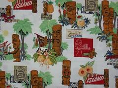 White 101 (MGDDH) Tags: shirt island hawaii handmade hula palm palmtrees hibiscus luau hawaiian tropical cocktails tiki aloha hawaiianshirt tikigods huladancers