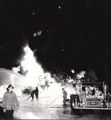 S.S. Markay Explosion San Pedro CA  June 22,1947