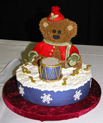 Drummin Bear