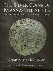Salmon, Silver Coins of Massachusetts