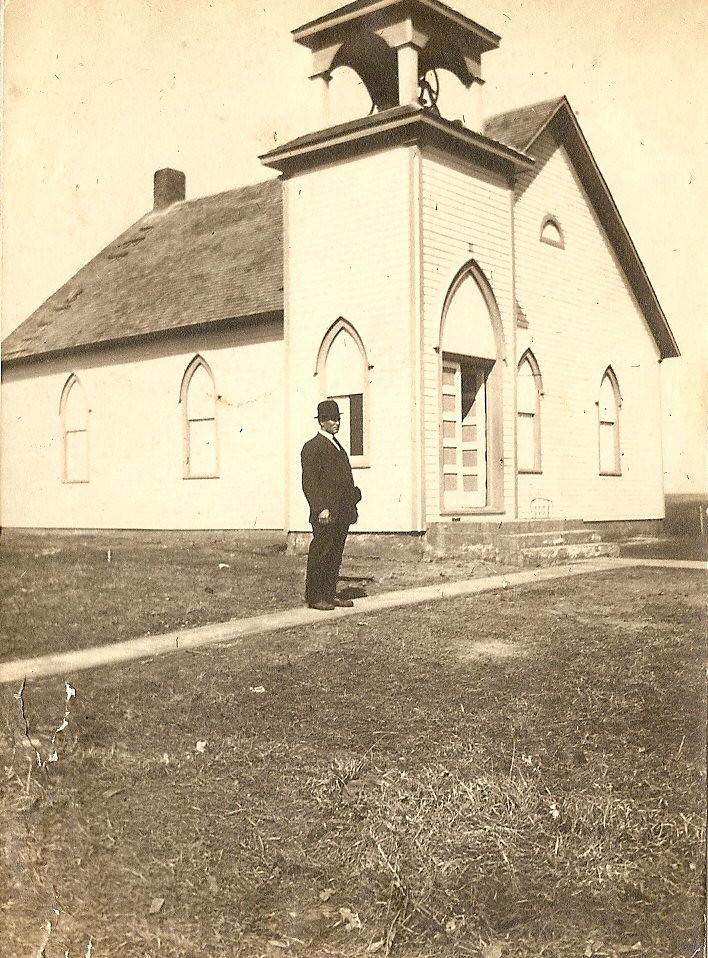 Blocker church, 1911