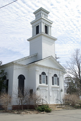 First Congregational Church of Claridon