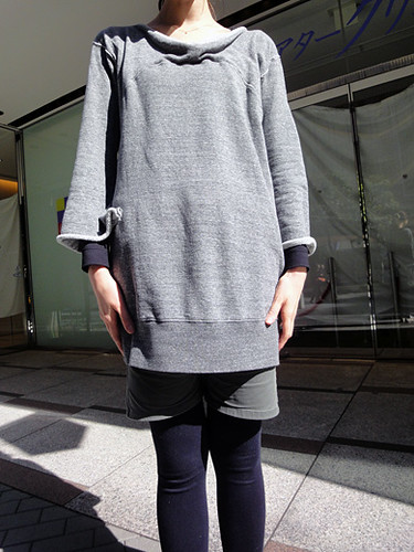 sweat dress zucca 1