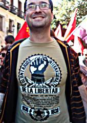 21 MANI IZQ. UNIDA (Fotos de Camisetas de SANTI OCHOA) Tags: republica libertad politica brigadasinternacionales