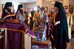 Sunday of Orthodoxy at Holy Cross Hermitage
