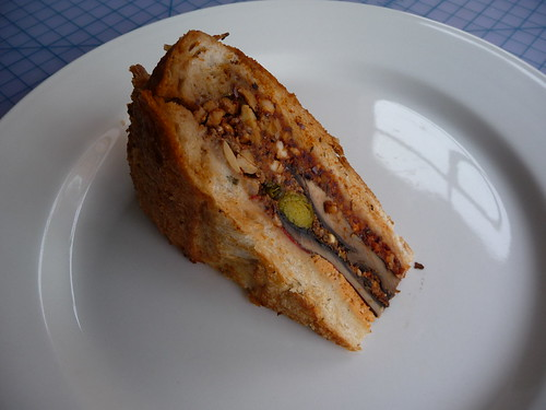 Vegan Shooter's Sandwich