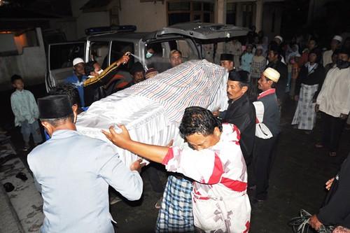 Jasad Siswa SMK Informatika Ditemukan Tewas (photo:sumali)